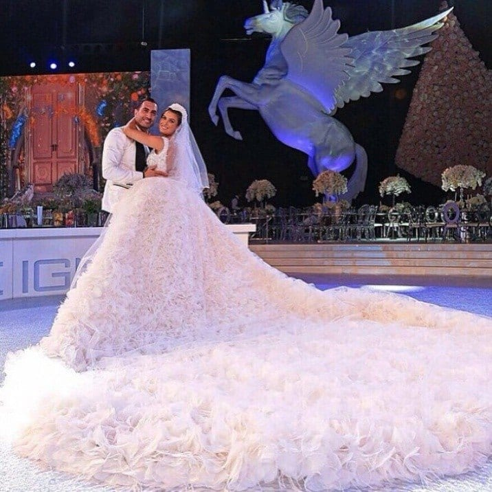 8-10-most-beautiful-arab-weddings-of-all-time Top 10 Most Expensive Arab Weddings of All The Time