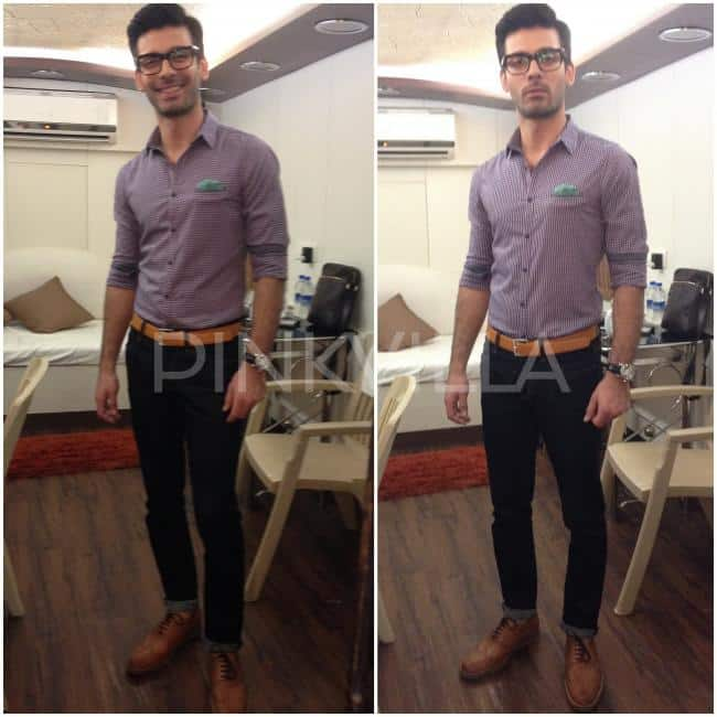 Fawad-Khan-Zara-Canali-Sisley-Khoobsurat-promotions.preview Fawad Khan Dressing Styles-27 Best Outfits of Fawad Khan to Copy