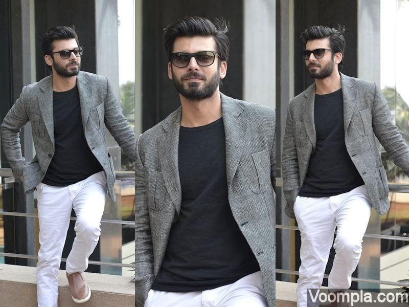 Fawad-Khan-style-photo-shoot-Kapoor-and-Sons-2016 Fawad Khan Dressing Styles-27 Best Outfits of Fawad Khan to Copy