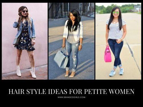 Hair-Style-Ideas-for-Petite-Women-500x375 Skinny Girl Hairstyles - 25 Best Hairstyles for Petite Women
