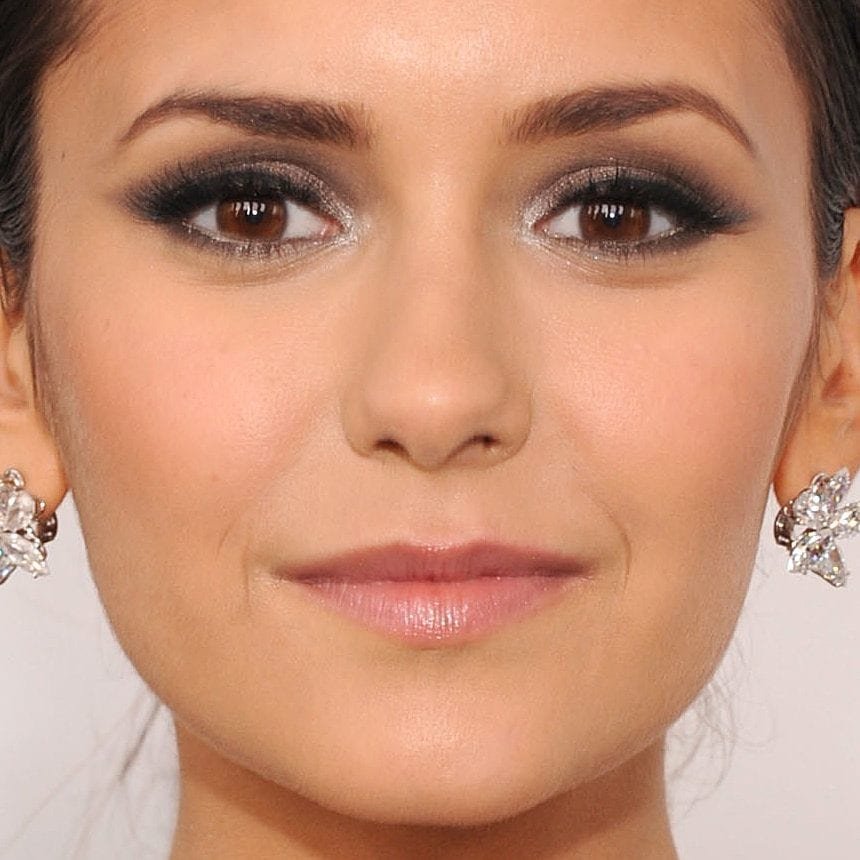 Nina-Dobrev-Oscars-Makeup-2 Top 13 Best Makeup Styles From The Most Beautiful Celebrities