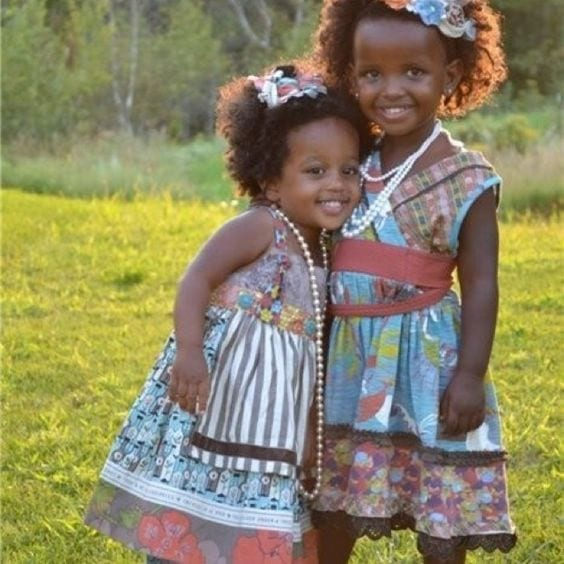 a-2 50 Cutest Pictures of African Girls of All Ages