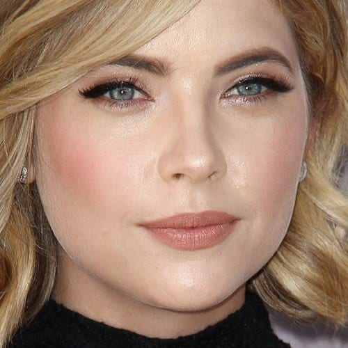 ashley-benson-makeup-4-500x500-2 Top 13 Best Makeup Styles From The Most Beautiful Celebrities