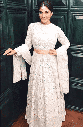 bridesmaid-lehenga-style Latest Bridesmaid Lehenga Designs-25 New Styles To Try In 2019