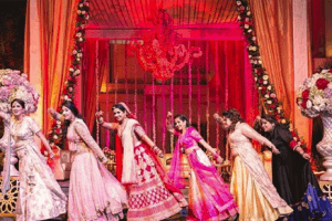 lehenga for bridesmaid