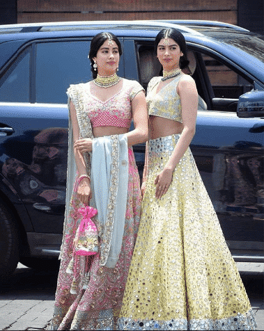 bridesmaid-lehengas Latest Bridesmaid Lehenga Designs-25 New Styles To Try In 2019