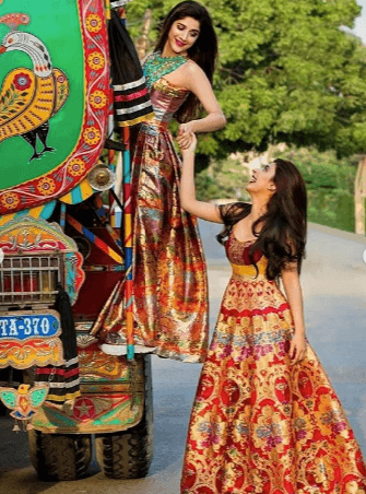 bridesmaid-outfit Latest Bridesmaid Lehenga Designs-25 New Styles To Try In 2019