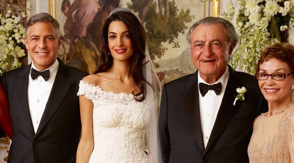 clooneys-1024x568 Top 10 Most Expensive Arab Weddings of All The Time