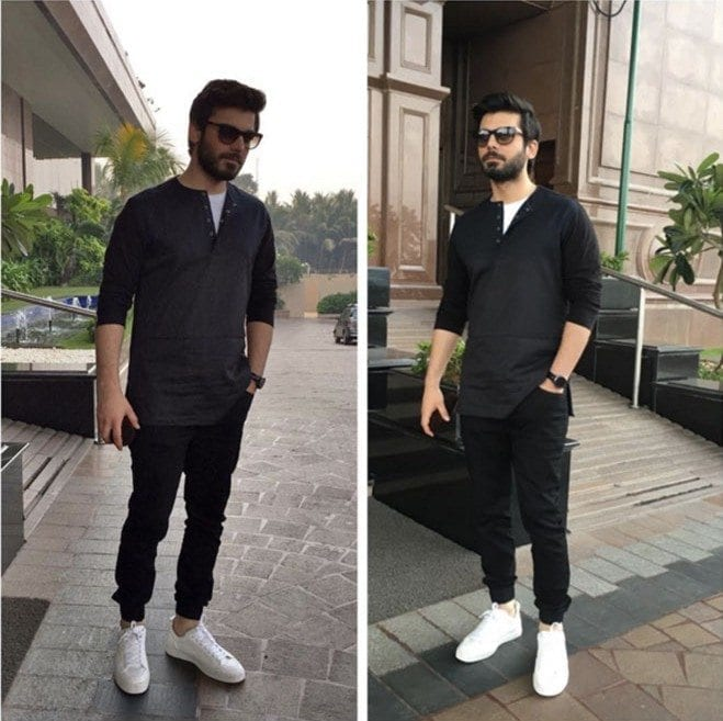 fawad-2 Fawad Khan Dressing Styles-27 Best Outfits of Fawad Khan to Copy