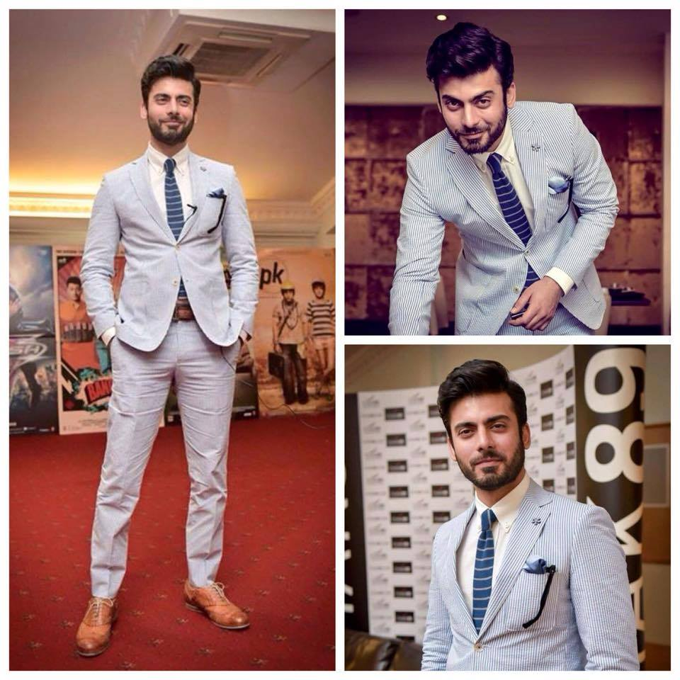 fawad Fawad Khan Dressing Styles-27 Best Outfits of Fawad Khan to Copy