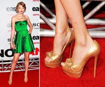 heels-1 Top 13 Best Makeup Styles From The Most Beautiful Celebrities