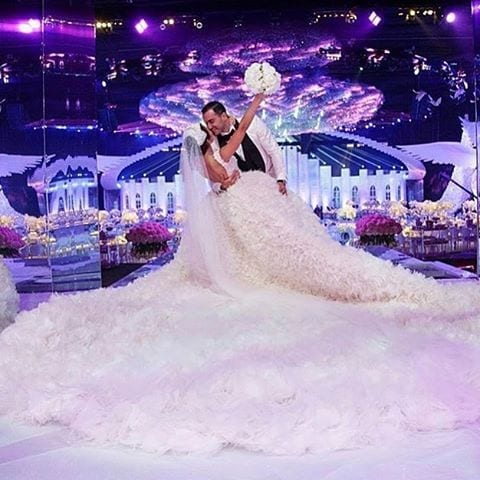 karam-2 Top 10 Most Expensive Arab Weddings of All The Time