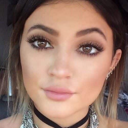kylie-jenner-makeup-3-1 Top 13 Best Makeup Styles From The Most Beautiful Celebrities