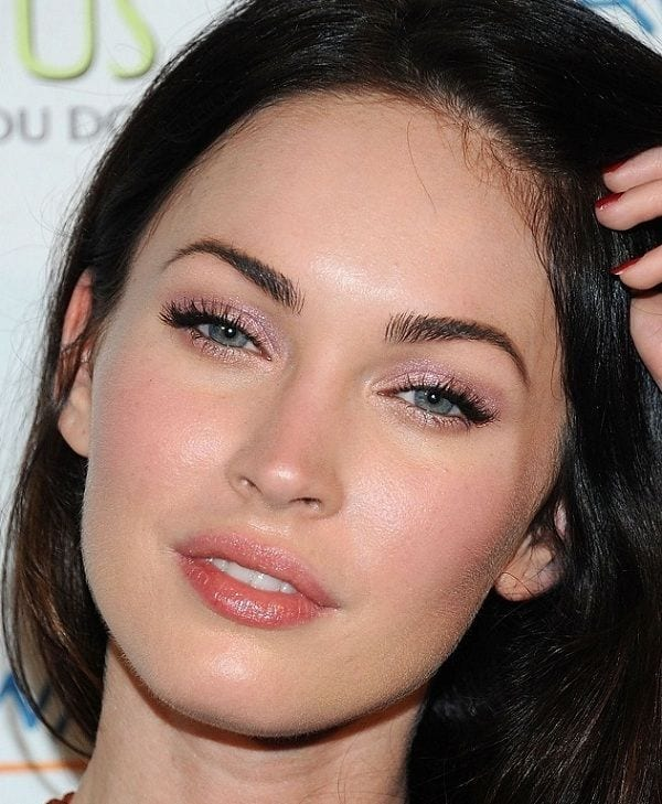 megan-1 Top 13 Best Makeup Styles From The Most Beautiful Celebrities