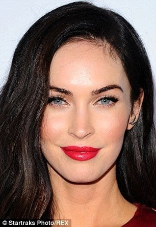 megan-2-1 Top 13 Best Makeup Styles From The Most Beautiful Celebrities