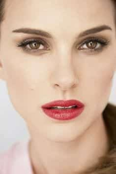 natalie-1 Top 13 Best Makeup Styles From The Most Beautiful Celebrities