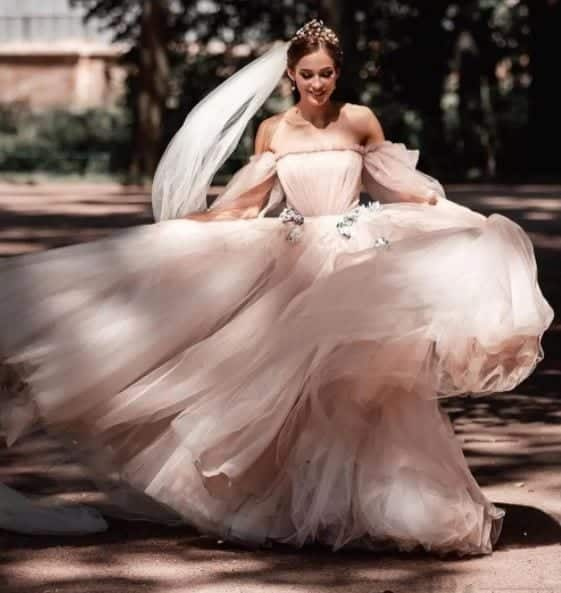 perfect bridal gown