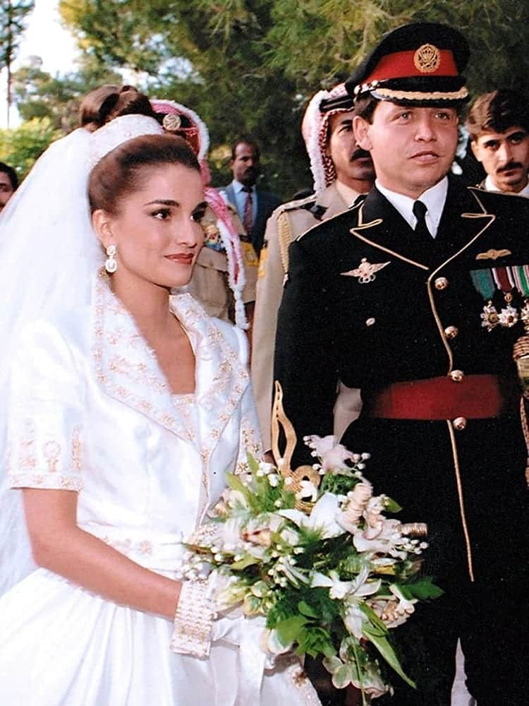 rania Top 10 Most Expensive Arab Weddings of All The Time