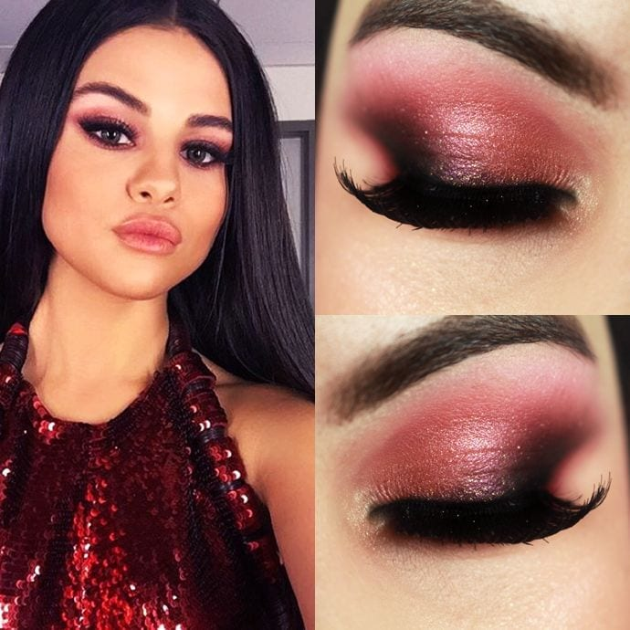 sel-1 Top 13 Best Makeup Styles From The Most Beautiful Celebrities