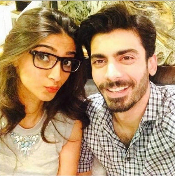 sonam-fawad Fawad Khan Pictures - 30 Most Stylish Pictures of Fawad Khan