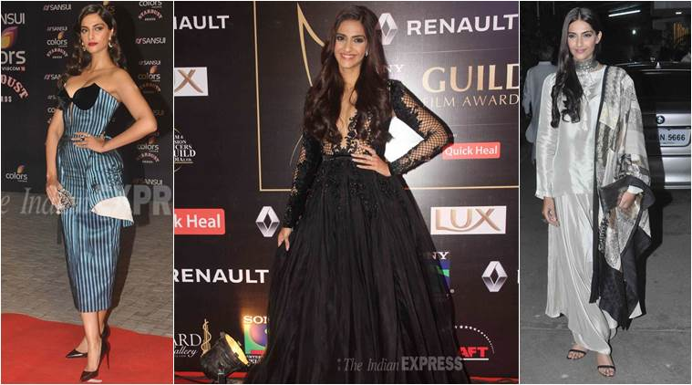 sonam-kapoor-7592 Bollywood Actresses Swag-15 Best Swag Looks of Bollywood Actresses