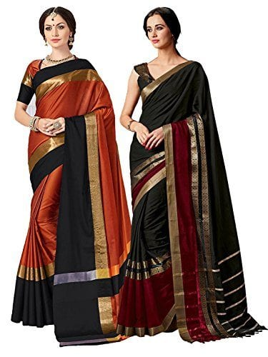 south-asian-saree-designs-2 23 Latest South Indian Wedding Sarees To Try This Year