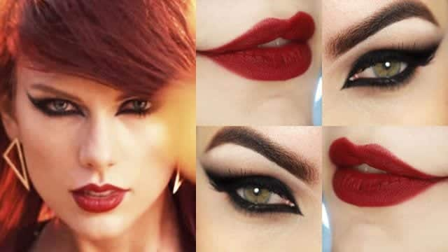tayy-1 Top 13 Best Makeup Styles From The Most Beautiful Celebrities