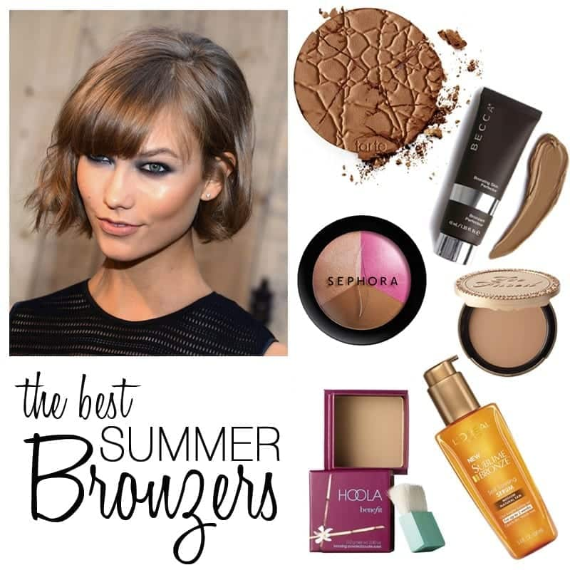 the-best-summer-bronzers 13 Pro Secrets to Sweat-Proofing Your Summer Makeup