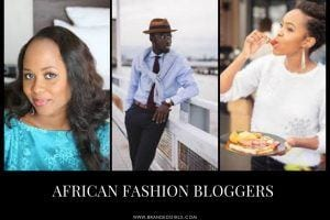 African Fashion Bloggers Top 10 African Blogs To Follow