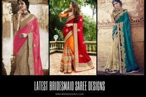 Bridesmaid Saree Design Ideas (9)