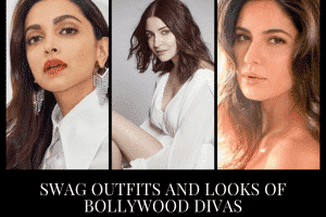Bollywood Celebs with Swag 15 Swag Looks of Actresses