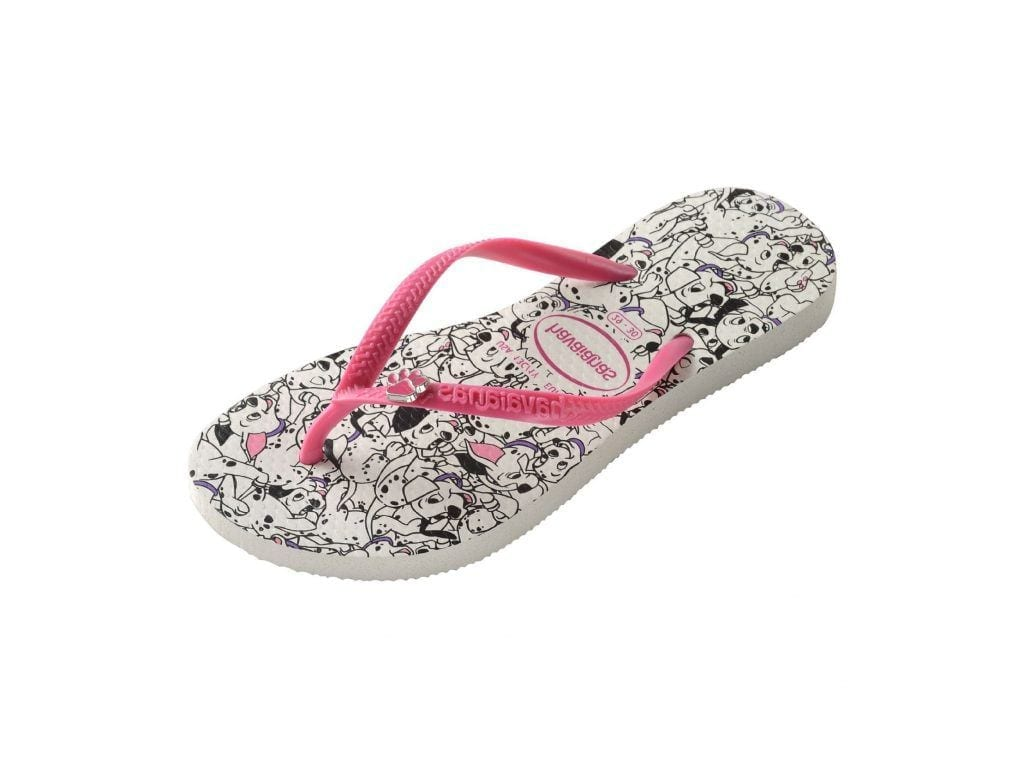 girls-havaianas-kids-disney-cool-white-rose-101-dalmations-flip-flops-sandals-2-59131-p-1024x768 Funky Slippers For Girls-These 30 Coolest Slippers you Must Try