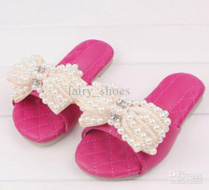new-arrivals-5-pairs-girls-slippers-kids Funky Slippers For Girls-These 30 Coolest Slippers you Must Try