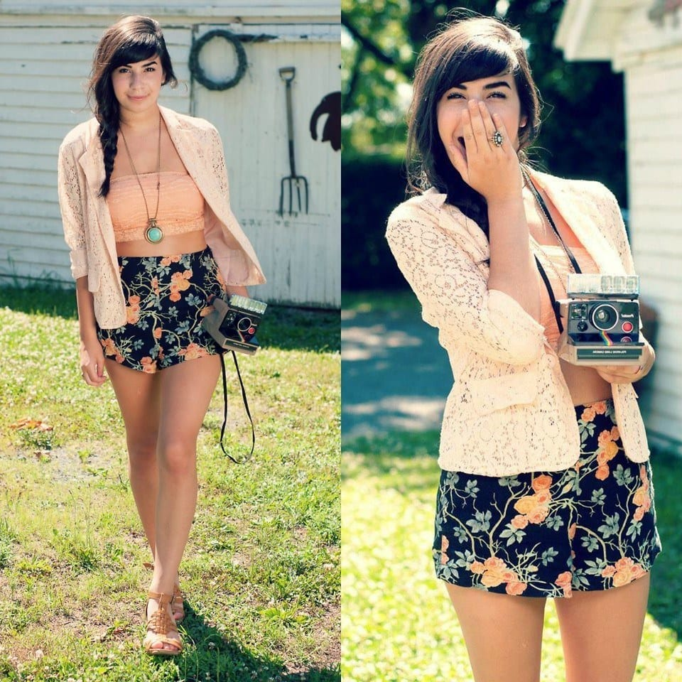 2972127_lookbook How to Wear Bandeau Tops-20 Cool Styles to Wear Bandeau Tops