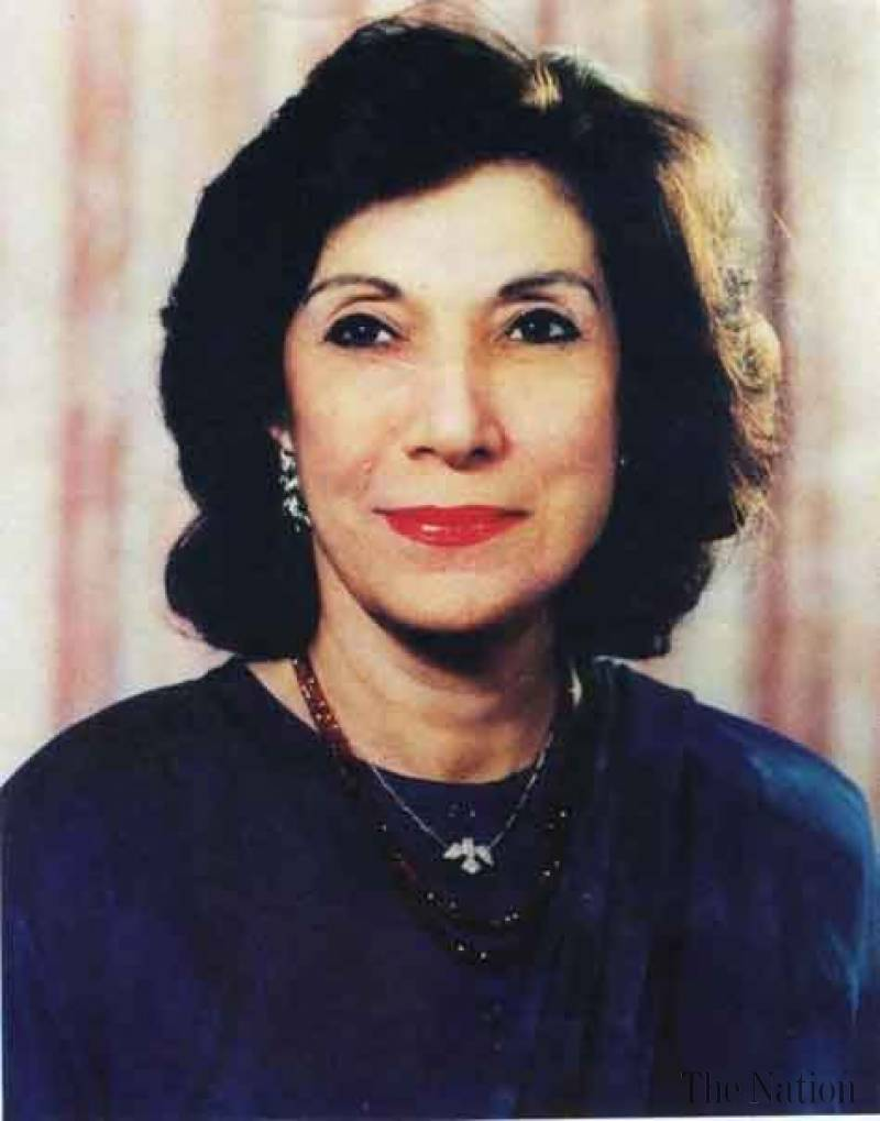 3rd-death-anniversary-of-nusrat-bhutto-to-be-observed-1413884680-6160 Beautiful Pakistani Female Politicians-Top 10 Attractive Pakistani Politicians
