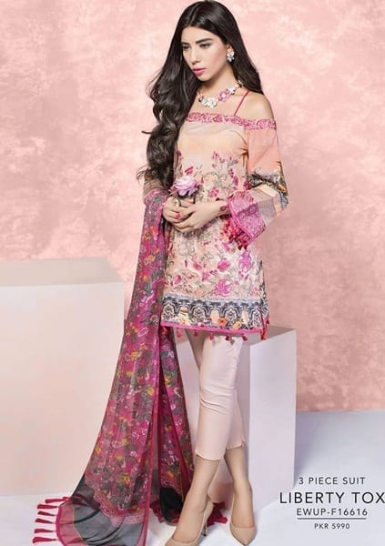 Ethnic-By-Outfitters-Luxury-Eid-Collection-2016-2017-Clothing9-10 Top 10 Pakistani Clothing Brands for Women 2017