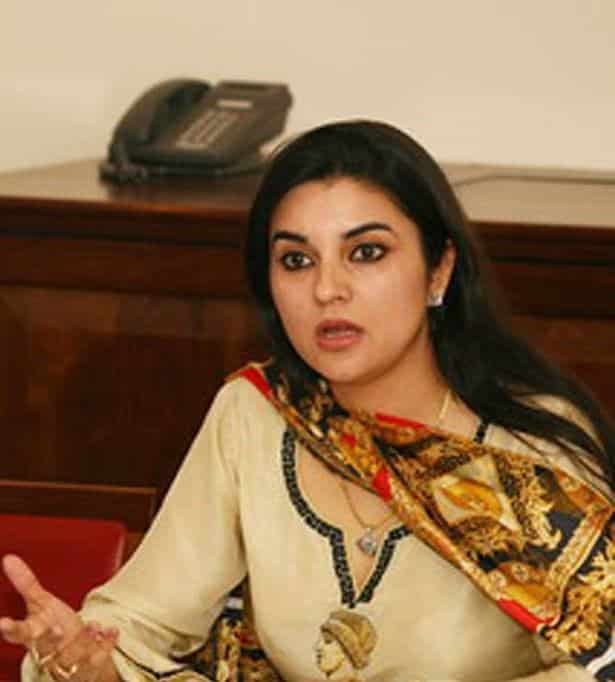 Kashmala-Tariq Beautiful Pakistani Female Politicians-Top 10 Attractive Pakistani Politicians