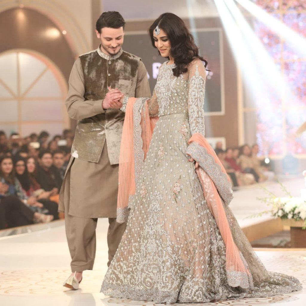 Best Pakistani Fashion Designers Maria B Bridal 1024x1024 Top