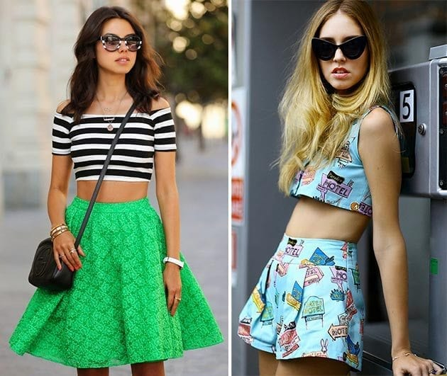 how_to_wear_bandeau_tops_fashionisers How to Wear Bandeau Tops-20 Cool Styles to Wear Bandeau Tops