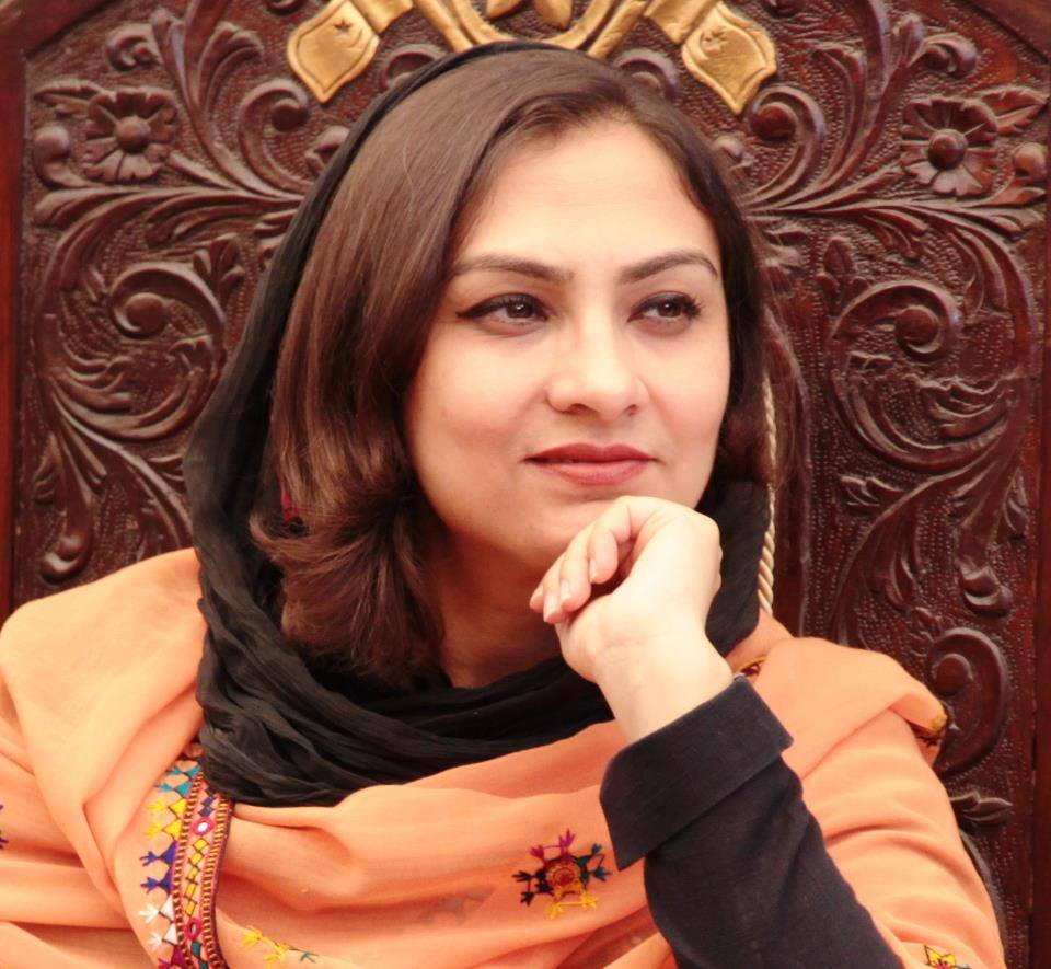 marvi-memon Beautiful Pakistani Female Politicians-Top 10 Attractive Pakistani Politicians
