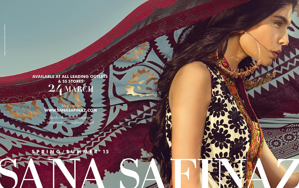 sana-safinzaz Top 10 Pakistani Clothing Brands for Women 2017