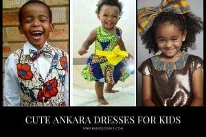Ankara Styles for Babies19 Adorable Ankara Dresses For Kids 2020