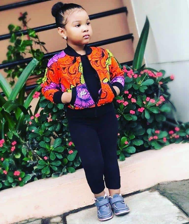 Damilolateniolablog1-768x909 Ankara Styles for Babies-19 Adorable Ankara Dresses For Kids 2019