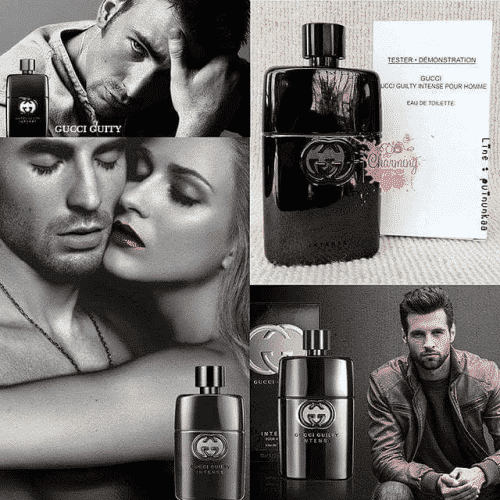 Gucci-500x500 Top 10 Perfume Brands for Men 2020 - Fresh List