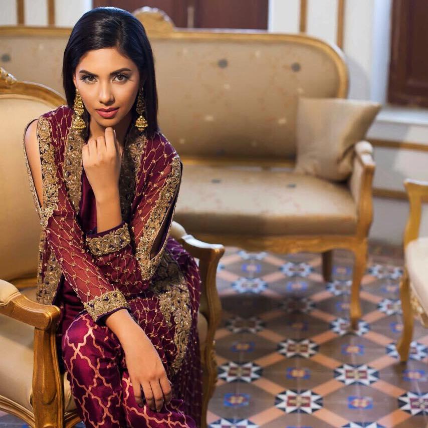 HSY-eid-collection-kurti Winter Kurtis Designs – 18 Latest Kurti Styles for Women