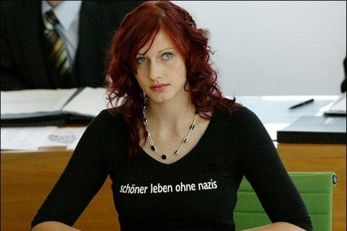 Julia-Bonk-Germany Most Beautiful Politicians-10 Hottest Female Politicians in World