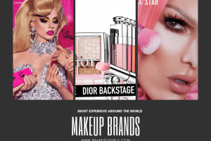 Top 18 Most Expensive Cosmetic Brands In The World 2020