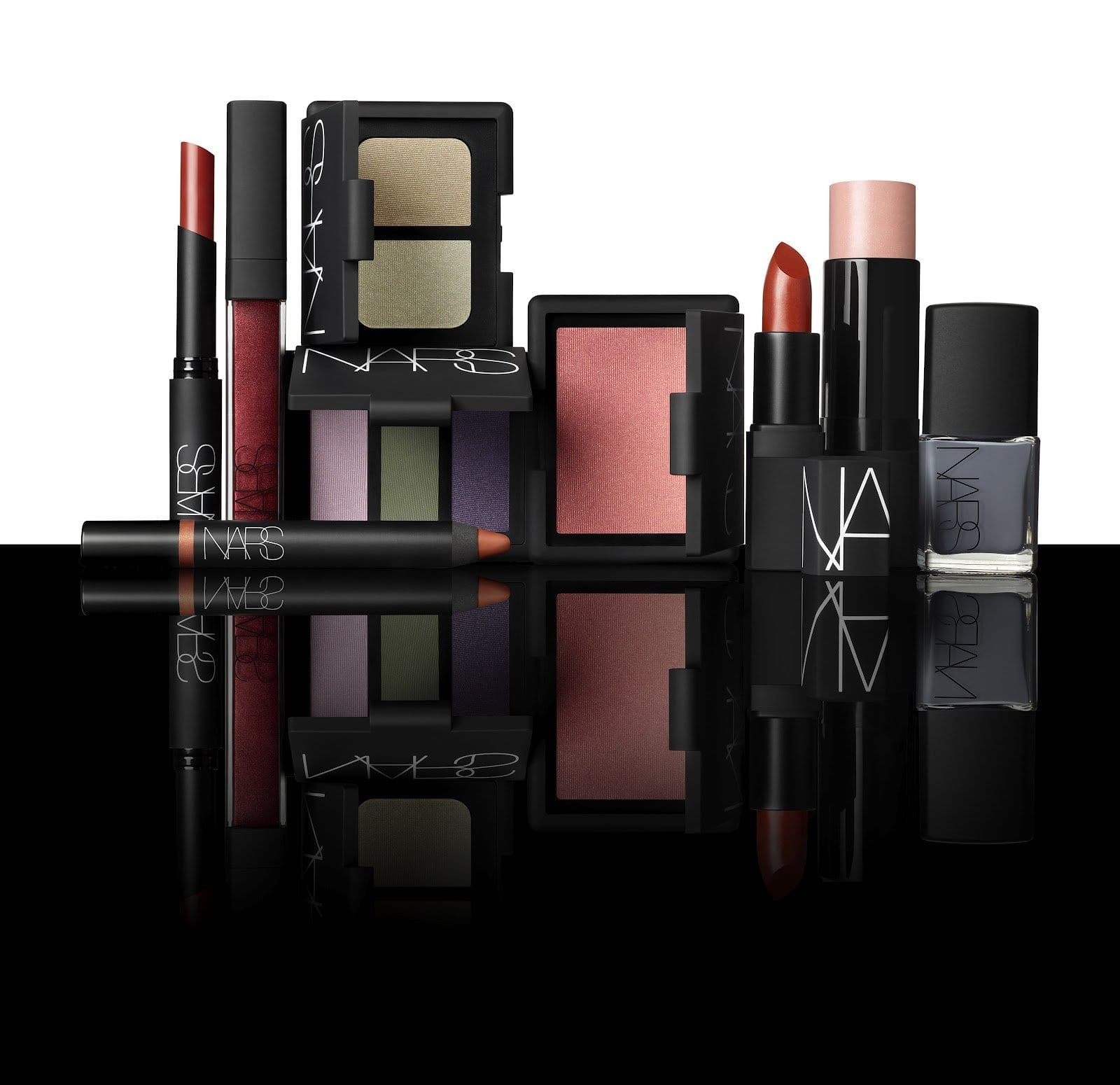 NARS-Fall-Group-Product-Shot-cropped-hi-res Top Cosmetic Brands 2018-10 Most Popular Beauty Brands List