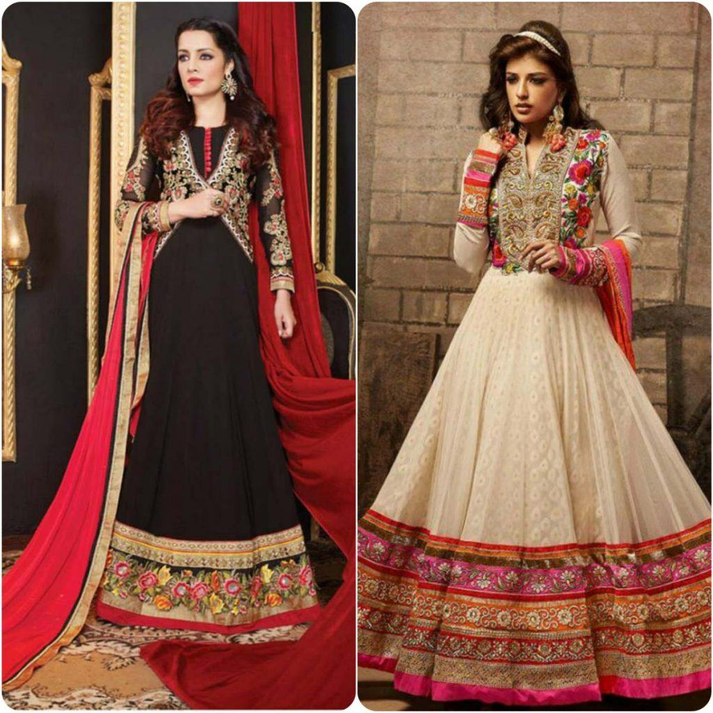 latest frock designs 20 new frock styles collection for women 2018