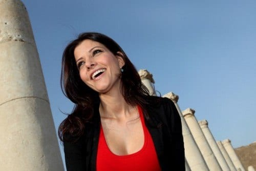 Orly-Levy-Abekasis Most Beautiful Politicians-10 Hottest Female Politicians in World